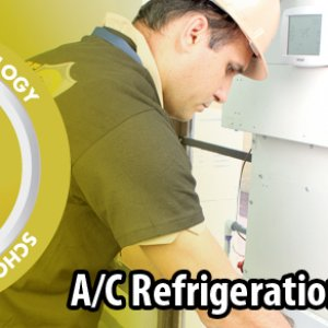A/C Refrigeration Technician